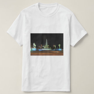 Plaza Caracol Fountain, Cancun T-shirt