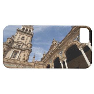 Plaza de Espana, Seville, Andalusia, Spain iPhone 5 Case