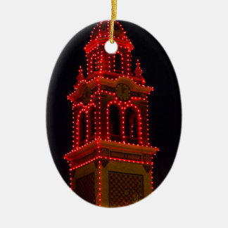 Plaza Lights Of Kansas City! Ceramic Ornament
