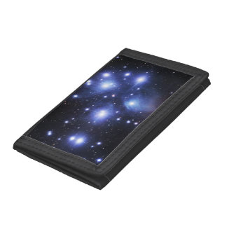 Pleaides Trifold Wallet