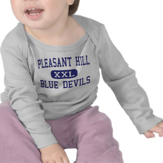 Pleasant Hill Blue Devils Middle Hemingway Shirts