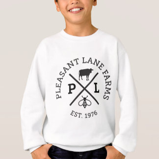 Pleasant Lane Farms Hat Sweatshirt
