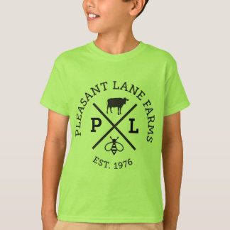 Pleasant Lane Farms Hat T-Shirt