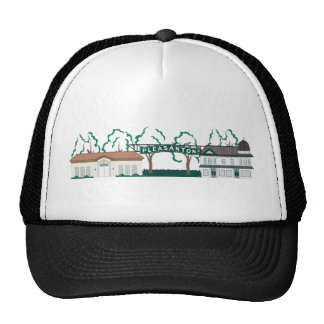 Pleasanton Downtown Mesh Hat