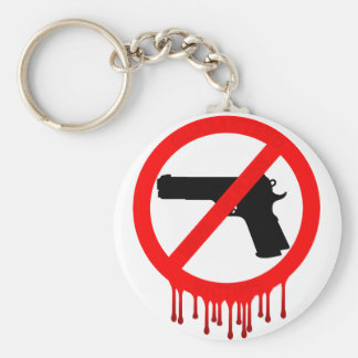 please do not use guns keychains