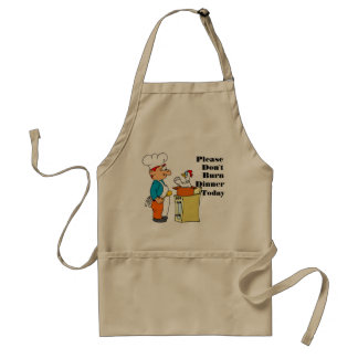 Please Don't Standard Apron