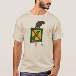 Please Feed the Kea T-Shirt
