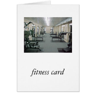 please get healthy card