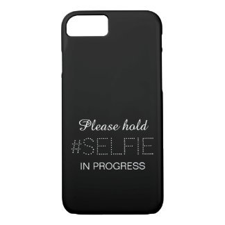 Please hold, selfie in progress iPhone 8/7 case