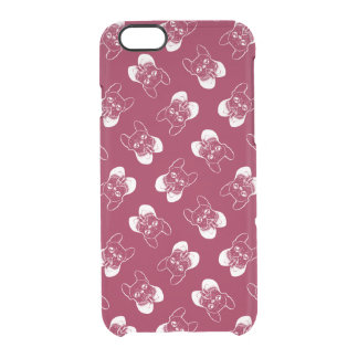 Please show me some love clear iPhone 6/6S case