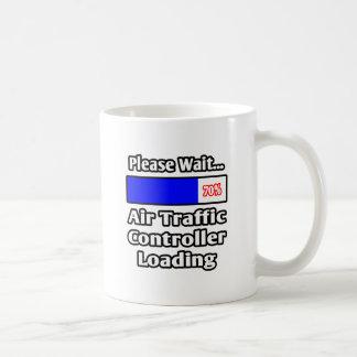 Please Wait...Air Traffic Controller Loading Coffee Mug