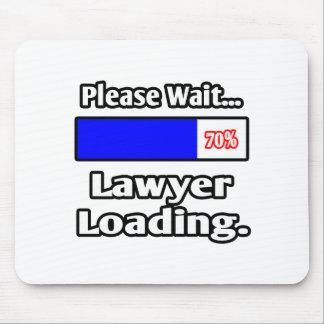Please Wait...Lawyer Loading Mousepad