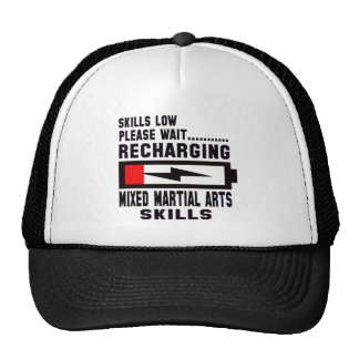 Please wait recharging Mixed Martial Arts skills Trucker Hat