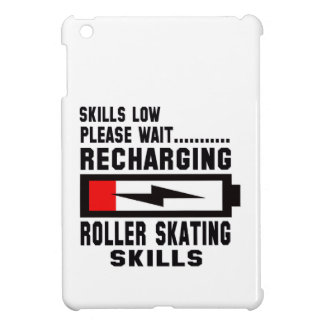 Please wait recharging Roller Skating skills Cover For The iPad Mini