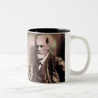 Pleasure Principle Two-Tone Coffee Mug