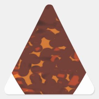 Plectrum Triangle Sticker