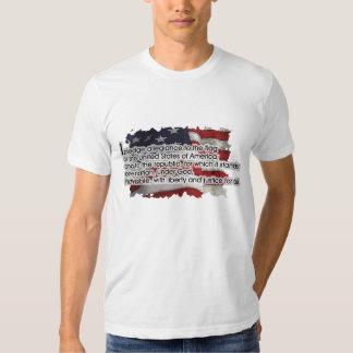 Pledge Allegiance T-Shirt