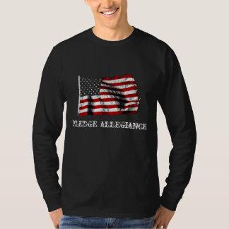 Pledge Allegiance T Shirt