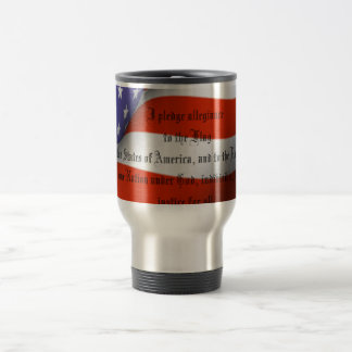 Pledge of Allegiance Coffee Mugs