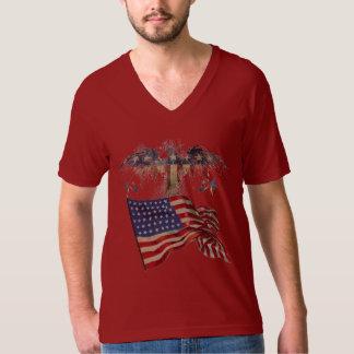Pledge of Allegiance Patriotic Flag Shirt