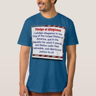 Pledge of Allegiance shirt