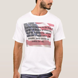 Pledge of Allegiance T-Shirt