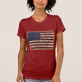 Pledge of Allegiance Tshirt