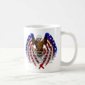 Pledge Of Allegiance Veterans Day  Mug
