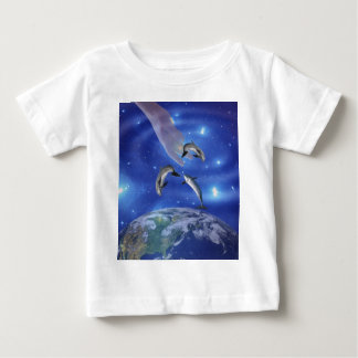 Pleiades Art of Creation Baby T-Shirt