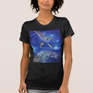 Pleiades Art of Creation Tee Shirts
