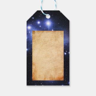 Pleiades Gift Tags