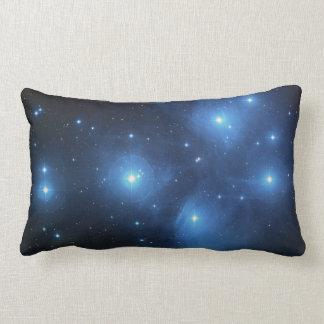 Pleiades or The Seven Sisters M45 Lumbar Cushion