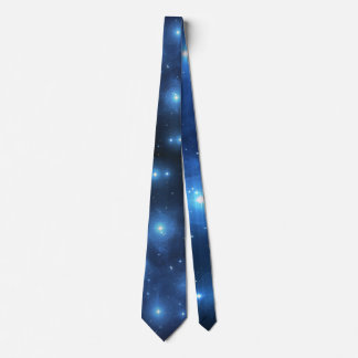 Pleiades or The Seven Sisters M45 Tie