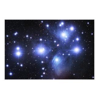 Pleiades Photo Print