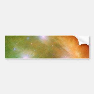 Pleiades stars in infrared SSC2007 07A Bumper Sticker