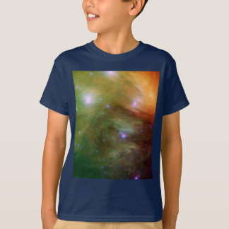 Pleiades stars in infrared SSC2007 07A T-Shirt