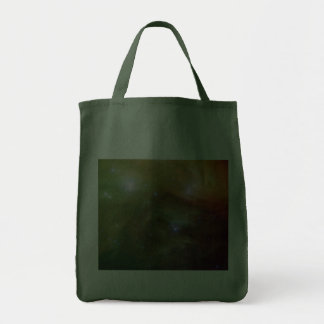 Pleiades The 7 sisters  in infrared Canvas Bag