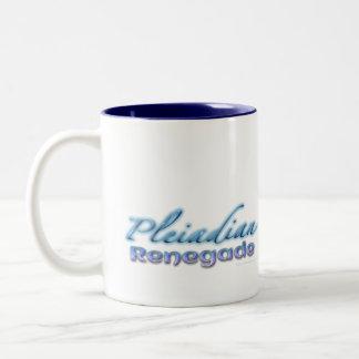 Pleiadian Renegade Mug