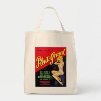 Plenti Grand Canvas Bags