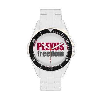 Plexus Freedom Stainless Steel Watch