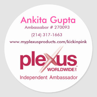 Plexus Sticker