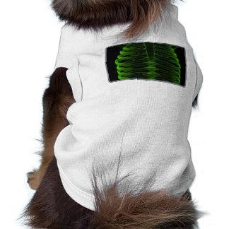 Plexus x-rays in live dog t-shirt
