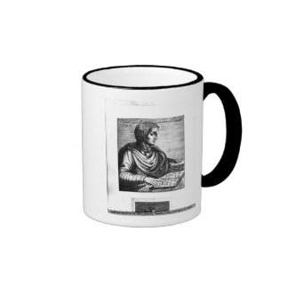 Pliny the Elder Ringer Mug