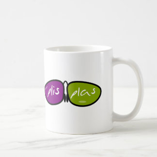 PLIS PLAS COFFEE MUG