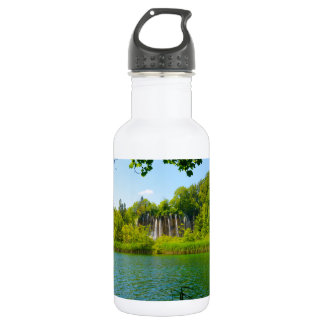 Plitvice Lakes National Park in Croatia 532 Ml Water Bottle