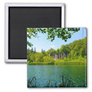 Plitvice Lakes National Park in Croatia Magnet