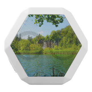 Plitvice Lakes National Park in Croatia White Bluetooth Speaker