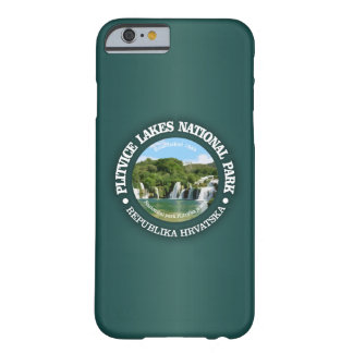 Plitvice Lakes NP Barely There iPhone 6 Case