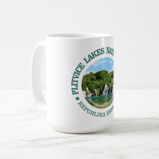 Plitvice Lakes NP Coffee Mug