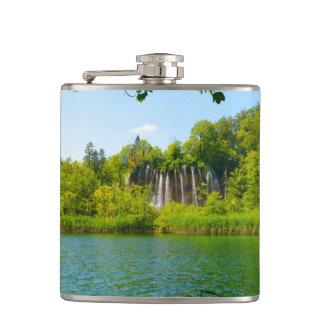 Plitvice National Park in Croatia Flasks